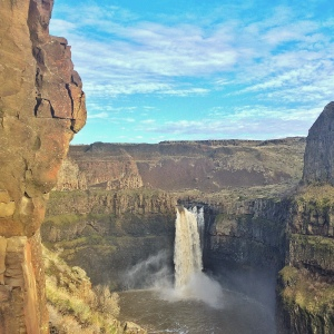 A day trip we took to Palouse Falls with a group of dear friends.